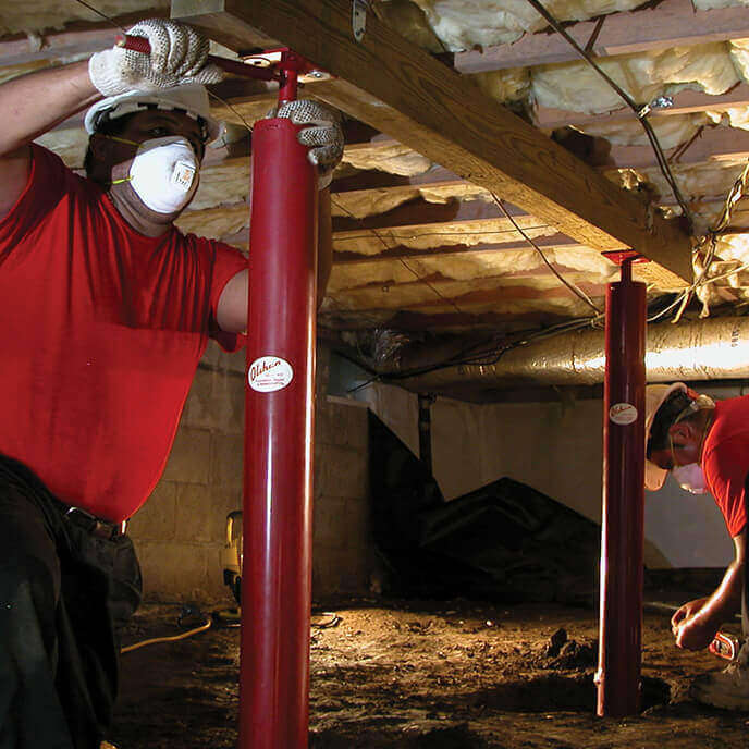Crawl Space Recovery