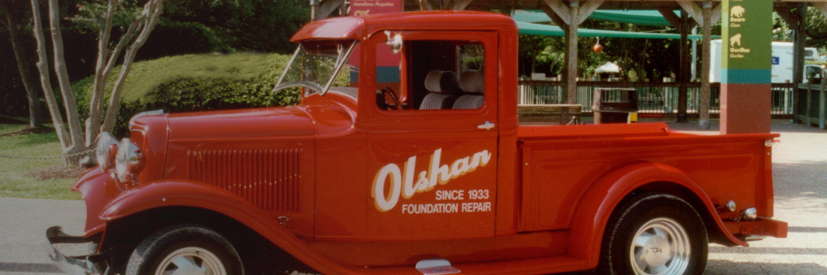 olshan truck