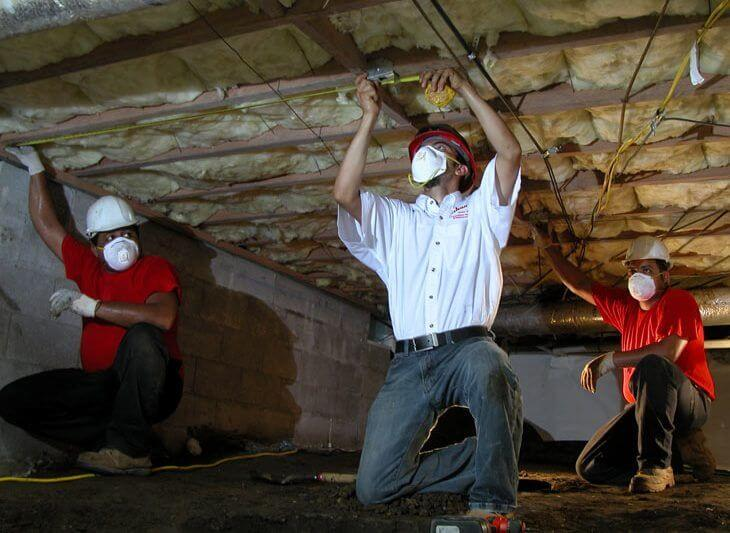 crawl space assessment