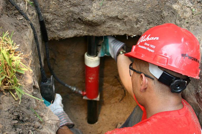foundation repair in jackson, ms