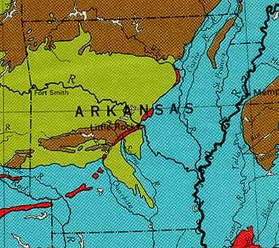 arkansas soil map