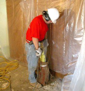 basement foundation repair louisvile