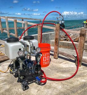 bulkhead repair system
