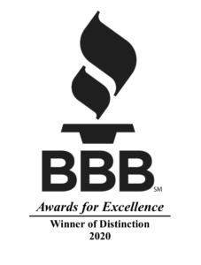 bbb award winner