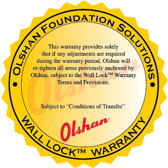 Olshan Available Lifetime Transferable Warranty