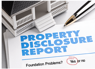disclose foundation problems in real estate sales
