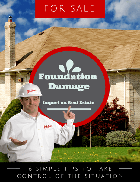 Effect of foundation problems on real estate